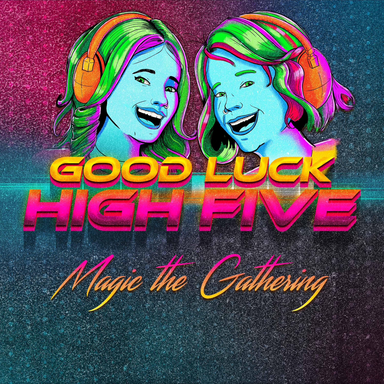 Good Luck High Five